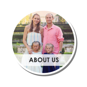 Chiropractor Nick Caras and Family